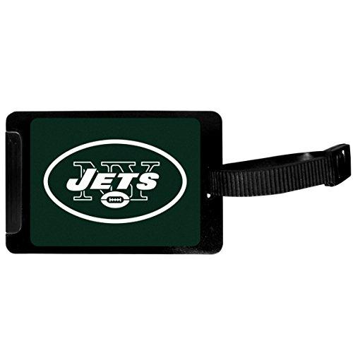 Siskiyou NFL New York Jets Luggage Tag