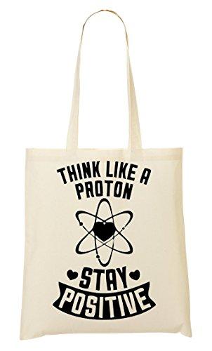 French Think Proton Positive Tote Sacchetto View Like Stay A Di rgfAqrw4