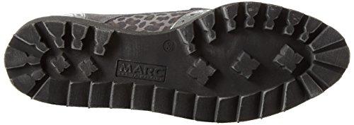 Marc Femme Katy Grau Brogues Shoes 00153 Gris grey combi gBgrtwvqT
