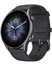 Amazfit gtr 3 pro Preto gtr3 pro GTR-3 pro smartwatch amoled exibição zepp os app 12 dias de vida da bateria relógio para andriod