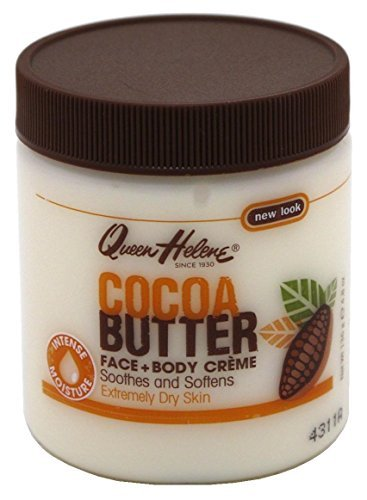(QUEEN HELENE Cocoa Butter Creme 4.8 oz (Pack of 3))