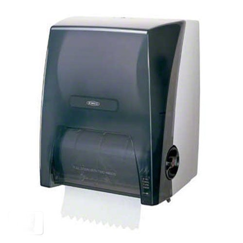 Bobrick 72860 Plastic Surface Mounted Roll Paper Towel Dispenser, 12-1/2'' Width x 15-1/2'' Height x 9-1/2'' Depth by Bobrick