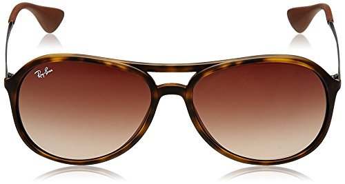 Ray-Ban Sonnenbrille ALEX (RB 4201) Rubber Havana