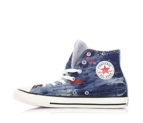 Niños Star Chuck Zapatillas Converse All Taylor Denim Unisex RtfqR8Ynw