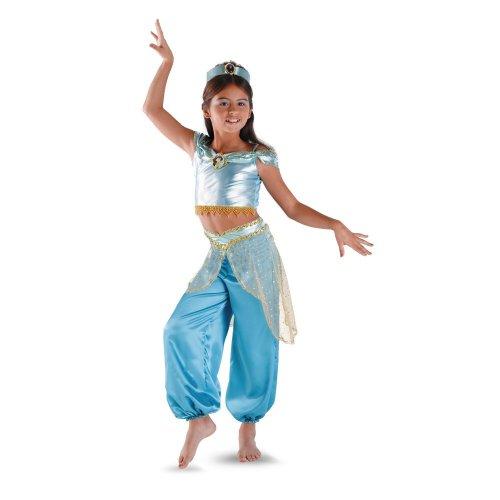 Jasmine Classic Costume - Small (4-6x)
