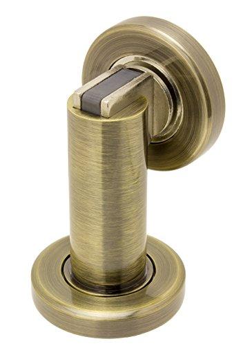 magnetic door stop brass - 8