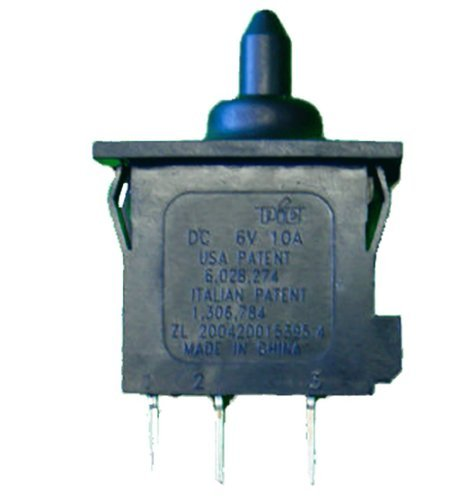 Peg Perego Accelerator Switch For John Deere Gator and Others ()