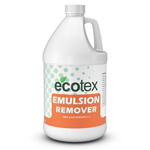 (Ecotex EMULSION REMOVER - Industrial Screen Printing Emulsion Remover (1 Gallon) )