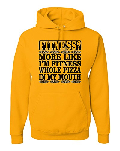 Adult Fitness Whole Sweatshirt Hoodie product image
