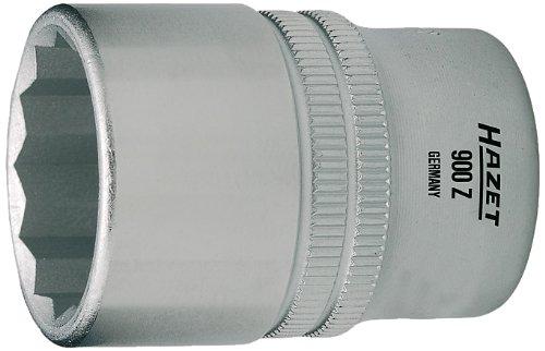 Hazet 900AZ-31//32 31//32 12 Pt 1//2 Square Socket