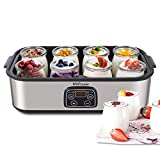 Best Yogurt Makers - Yogurt Maker - MVPower Automatic Digital Yogurt Machine Review