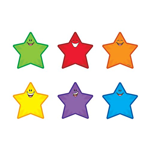 - TREND enterprises, Inc. Stars Mini Accents Variety Pack, 36 ct