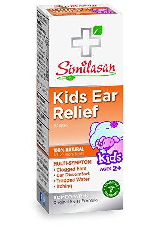 Similasan Kids Ear Relief Drops 0.33 OZ - Buy Packs and SAVE (Pack of