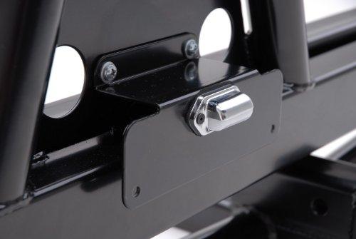 Wilco Offroad LPR25676 License Plate Relocation Kit For Use w/PN[UHG1060/UHG1070/UHG3010/UHG3020] License Plate Relocation - Frames Wilco