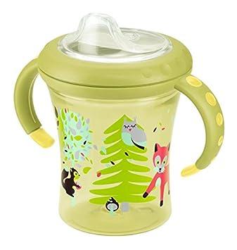 Farbe nicht frei w/ählbar Ersatzartikel auslaufsicher Easy Learning Soft-Trinkt/ülle aus Silikon BPA-frei NUK 10255157 Easy Learning 1-2-3 System