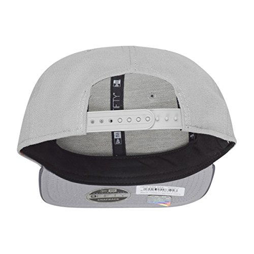 New Era 9Fifty Snapback Cap - GREY STORM New York Jets