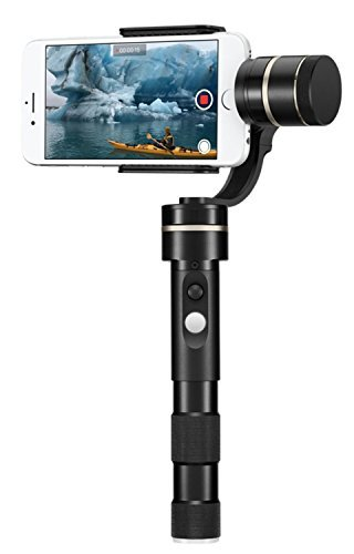 Feiyu G4 Pro 3-Axis Handheld Stabilizer for Smartphones with Joystick and 360 Degrees (Certified Refurbished)