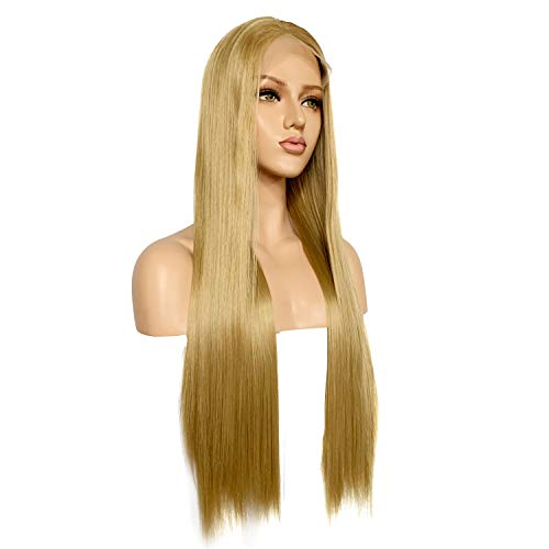 Alice Lace Front Wigs 24 Quot Long Blonde Wig Natural