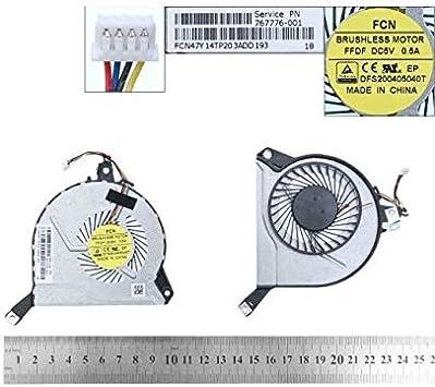 Portatilmovil Ventilador para PORTÁTIL HP Pavilion 15-P Series: Amazon.es: Electrónica