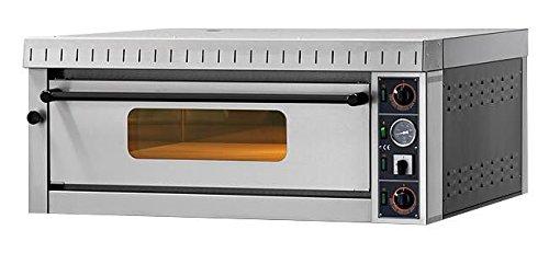 GAM Gastro Pizzaofen MD4 für 4 Pizzen 100 cm breit 230 Volt ***NEU***