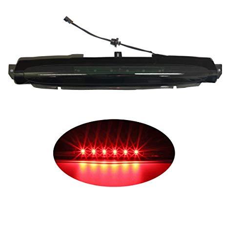 (Dantoo LED 3rd Third Brake Light High Mount Stop Light Rear Brake Tail Light For 2002-2009 Chevy GMC Buick Isuzu, LED Brake Lamp Smoke Lens)