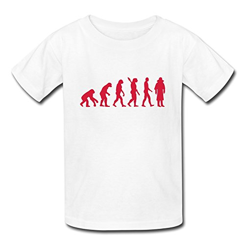 Youth Evolution Of Vampire Kids T-Shirt - Evolution T-shirt Kids
