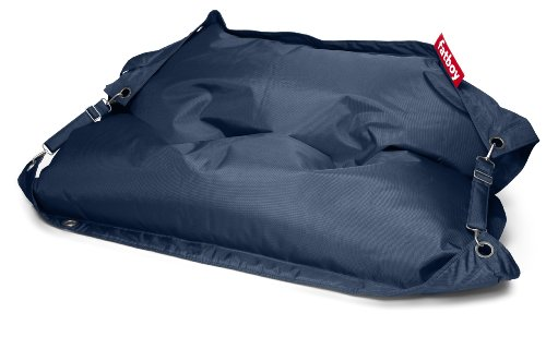 Fatboy Buggle-Up Bean Bag Lounge Chair, Dark Blue by Fatboy