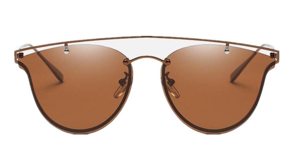 ZHLONG Miroir de grenouille classique masculin Polarized lunettes de soleil UV , 3