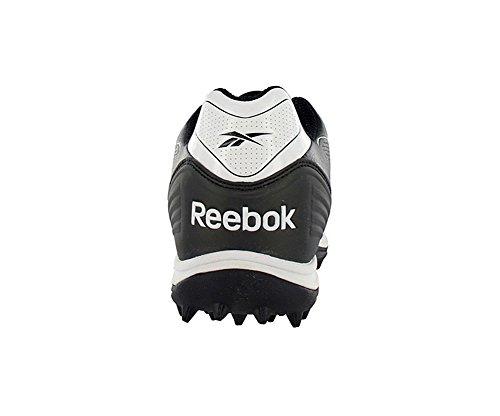 Reebok Pro Brännare Spd Iii 5/8 Q2 Mens Fotbollsskor Svart / Vit
