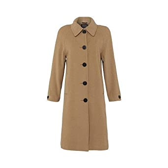 CLEARANCE* Women's Winter Wool & Cashmere Ladies Knee-Length Warm ...