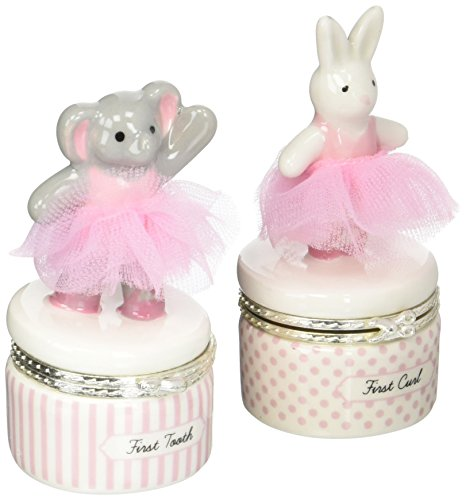 Mud Pie Princess Tutu Tooth and Curl Set, Pink