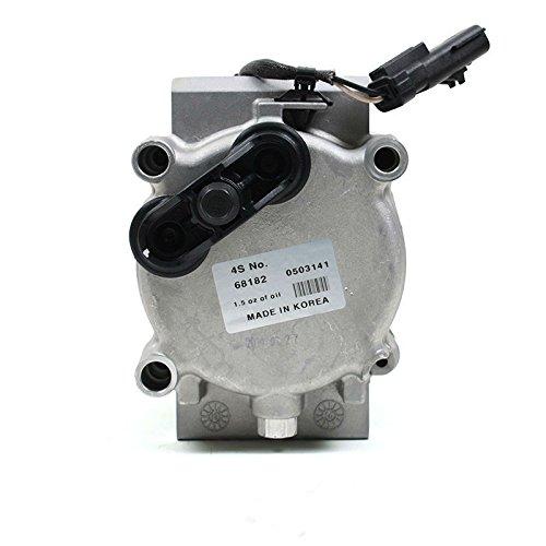 A/C Compressor w/ Clutch 68182 For 06-10 Dodge Ram 2500 3500 5.9L 6.7L Diesel