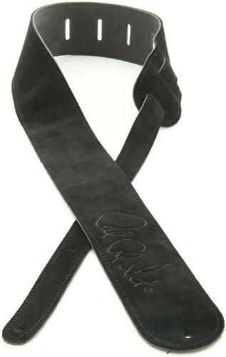 PRS Suede Signature Strap - Black