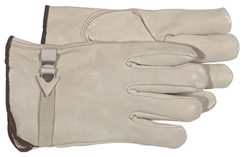 Price comparison product image Quality Grade Grain Cowhide Leather Driver Glove by HUGO BOSS
