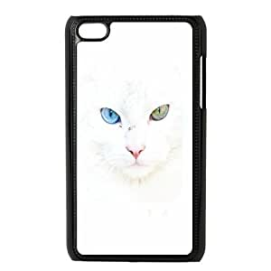 Hiqh quality cute cat Case Cover Best FOR IPod Touch 4th FGZN-U482736