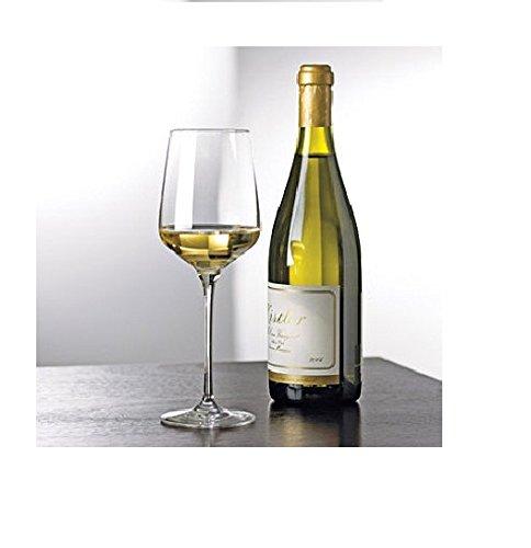 Wine Enthusiast Fusion Infinity Chardonnay/Chablis Wine Glasses, Set of 4 ()