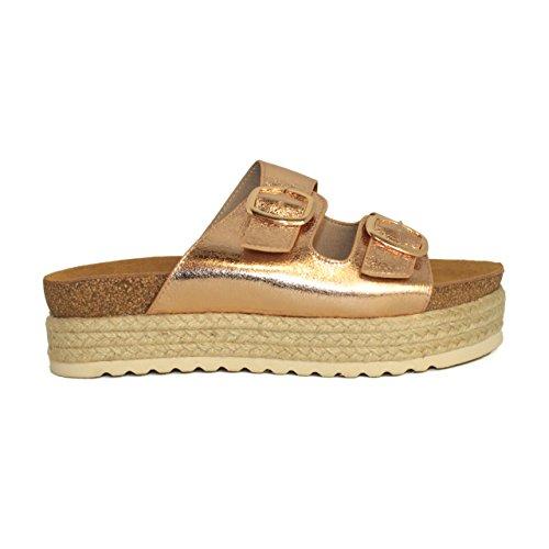 Sandalia de mujer - XTI modelo 46658 - Talla: 38