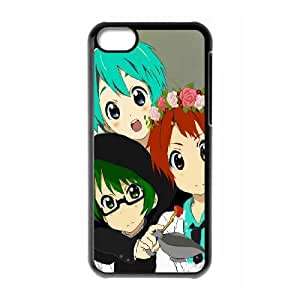 Kuroko's Basketball iPhone 5c Cell Phone Case Black Customized Gift pxr006_5316451