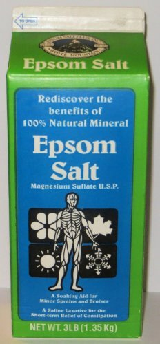 10 Best White Mountain Epsom Salts