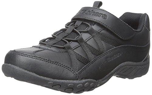 Skechers Kids Sweet Kicks School Shoe (Little Kid/Big Kid),Black,1 M US Little Kid - School Shoes Youth