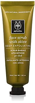 Apivita Deep Exfoliating Scrub with Olive 1.7 oz (New Product, Exclusive Innovation)