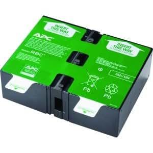 APC APCRBC123 UPS Replacement Battery Cartridge # 123 (APCRBC123) -