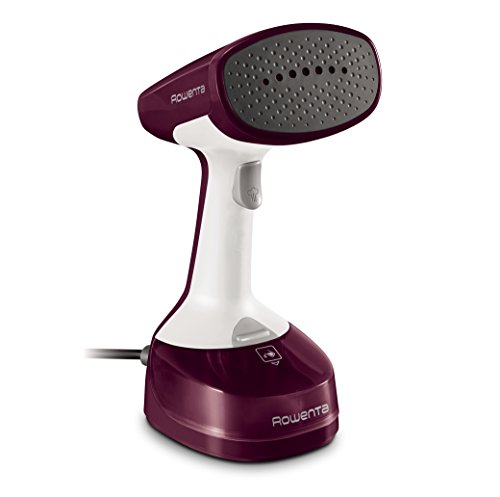 Rowenta Xcel Steam Travel DR7051 Hand-Held Garment Steamer Size, Dual-Voltage, Purple