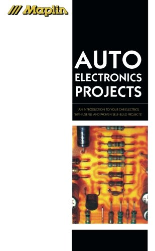 Maplin Auto Electronics Projects (Maplin Series) ()