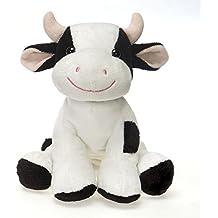 Lil Buddies 9 Inch Bean Bag Cow By Fiesta