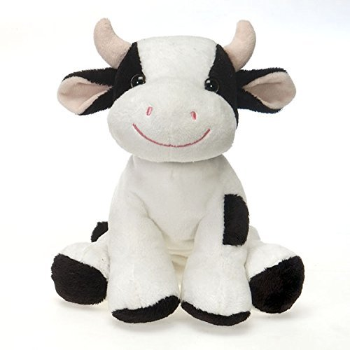 Lil Buddies 9 Inch Bean Bag Cow By (Lil Cow)