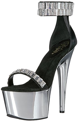 769rs slv Adore Blk Chrome Pleaser 5zxw1Xt