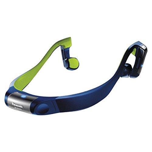 PANASONIC RP-BTGS10-A Bluetooth(R) Wireless Bone Conduction Headphones (Blue)