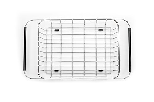 Stainless Wire Rinse Basket (