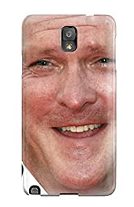 Awesome Defender Tpu Hard Case Cover For Galaxy Note 3- Michael Madsen